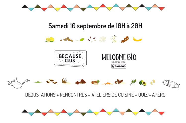 Le sans gluten fait sa rentrée chez Welcome Bio ! / 9