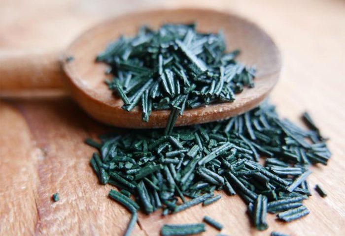 Spiruline, micro-algue mais superaliment sans gluten ! / 1