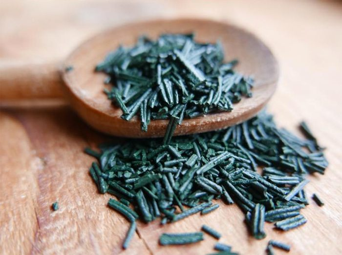 Spiruline, micro-algue mais superaliment sans gluten ! / 1