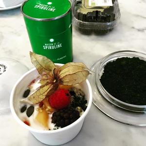 Spiruline, micro-algue mais superaliment sans gluten ! / 3