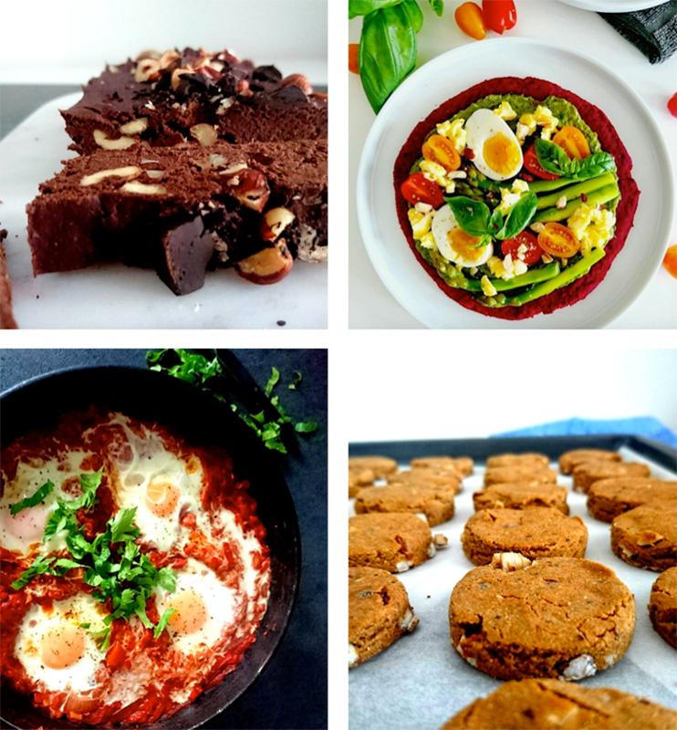 Comptes instagram sans gluten : nos préférés @amelie.equilibre.et.saveurs