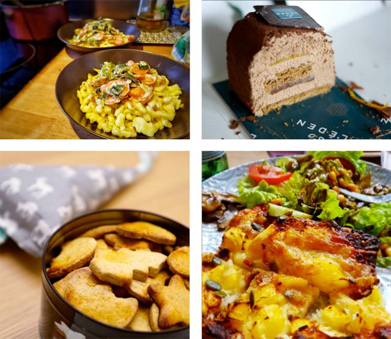 Comptes instagram sans gluten : nos préférés ! @cotad