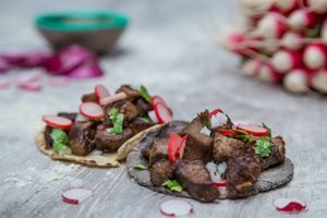Les tacos sans gluten à Paris de ©Chilam Tacos