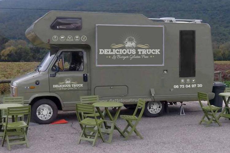Delicious Truck sans gluten à Toulon / 1