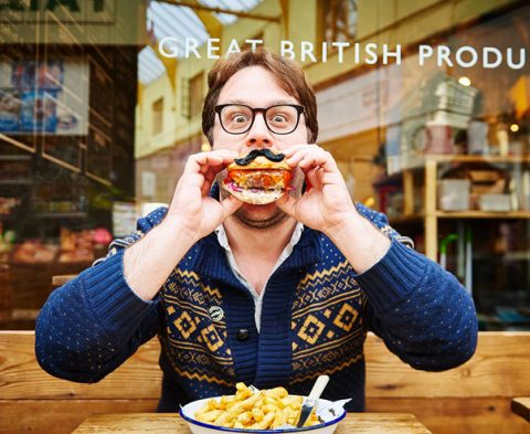 Sans gluten à Londres le temps d'un week-end ©Honest Burgers for Movember