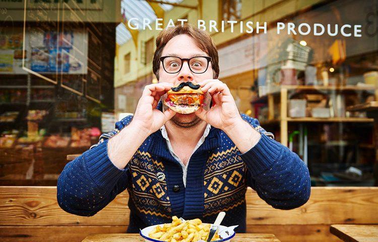 Sans gluten à Londres le temps d'un week-end ©Honest Burgers for Movember