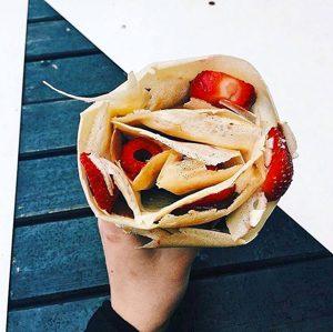 Sans gluten à Londres le temps d'un week-end - A vos crêpes ! ©Nojo London