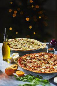 Sans gluten à Londres le temps d'un week-end - Les pizzas sans gluten ©PizzaExpress