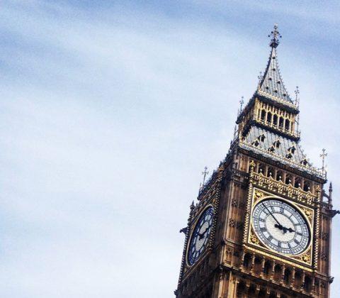 Sans gluten à Londres le temps d'un week-end ! / 1