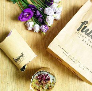 Le sushi burrito sans gluten débarque avec Fuumi ! / 4