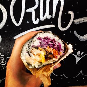 Le sushi burrito sans gluten débarque avec Fuumi ! / 3