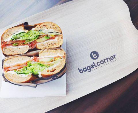 Bagel Corner lance son bagel sans gluten / 1