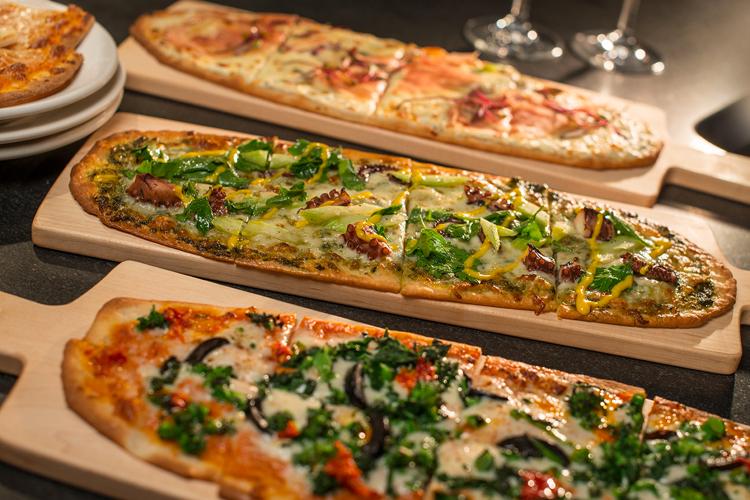 Les pizzas sans gluten de ©Bistango à New York