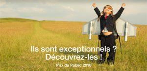 On vote pour Les Recettes de Céliane au Prix du Public ! / 1