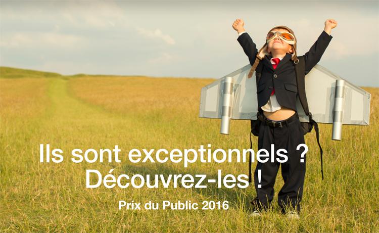 On vote pour Les Recettes de Céliane au Prix du Public ! / 6