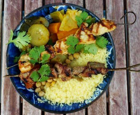 Un des couscous sans gluten de ©Couscous Deli