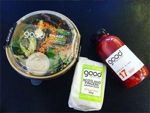 Good Organic chez Edmond le foodstore sans gluten à Paris @_samzz_