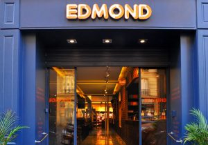 Bienvenue chez ©Edmond, foodstore sans gluten et bio à Paris