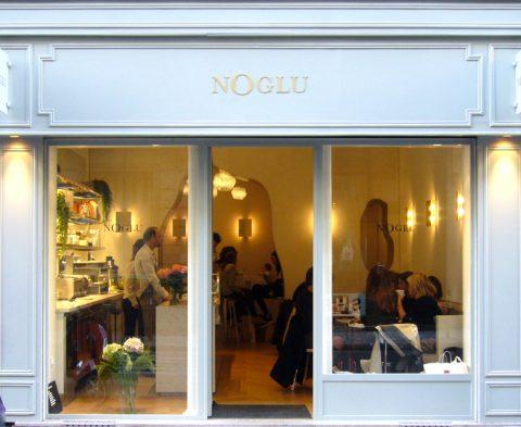 Noglu ouvre un nouveau restaurant sans gluten à Paris ©Because Gus