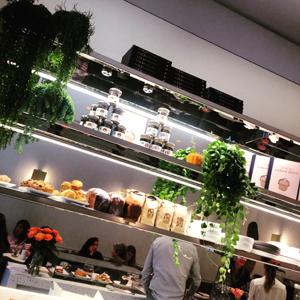 Le nouveau restaurant sans gluten Noglu est design ! ©Because Gus
