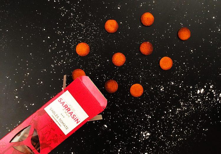 Zinzin du sans gluten de l'Atelier Sarrasin ! ©Because Gus