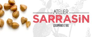 Le sarrasin de © L'Atelier Sarrasin, biscuits 100% sans gluten et bio
