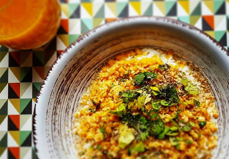 Salade concombre menthe ©L'Eden Sans Gluten à Strasbourg