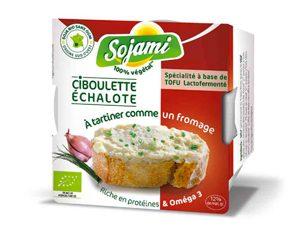 Le fromage vegan à tartiner de ©Sojami