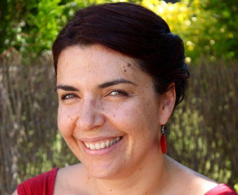 Natacha de Ma Cuisine Sans Gluten, blogueuse coeliaque ©Natacha Diazou Roy