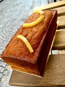 Le cake citron de ©Sitron ! - Les gluten free se pressent chez Sitron !