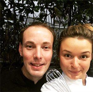 Sébsatien & Laure les fondateurs de ©Sitron pâtisserie 100% sans gluten à Paris