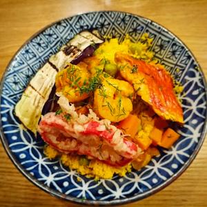 Couscous sans gluten d'été ©Couscous Deli