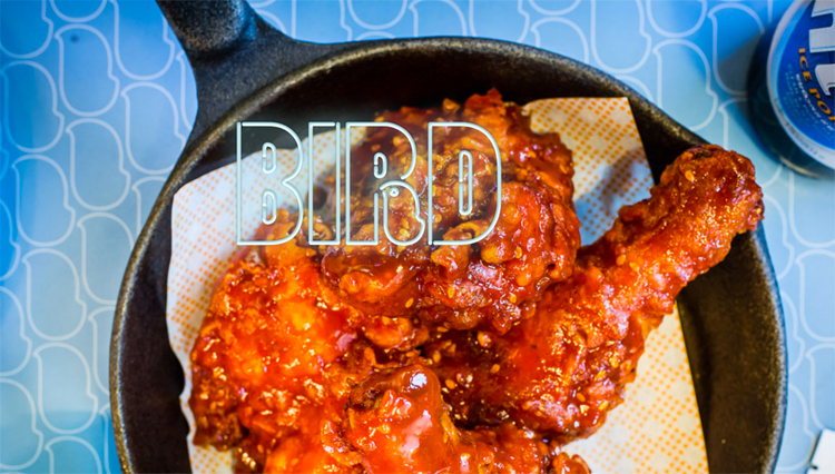Bird - gluten free fried chicken à Londres