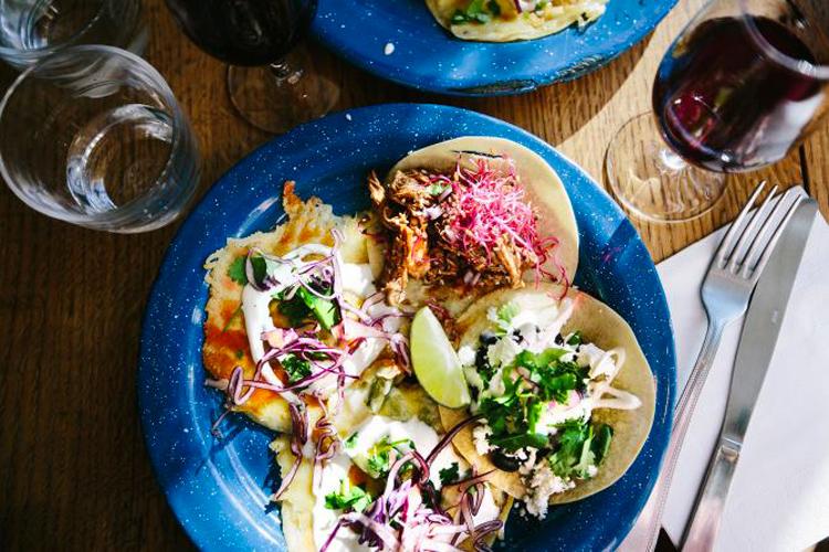 Café Chilango - tacos sans gluten