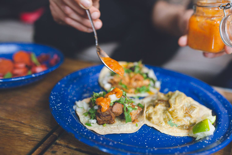 Candeleria - tacos 100% sans gluten