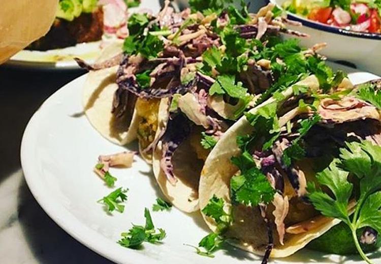 Cantine California - tacos sans gluten