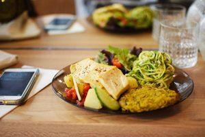 Déjeuner chez Pinson pendant un food tour sans gluten à Paris avec ©Chiara Russo
