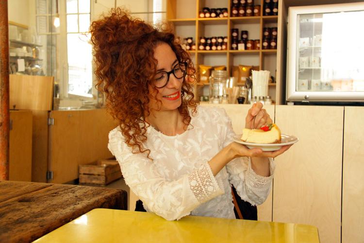 Food tour sans gluten à Paris avec Chiara du blog Baci di Dama ©Chiara Russo