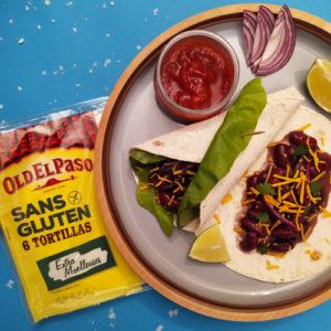 Gagnez des tortillas et kits pour fajitas sans gluten Old El Paso !!