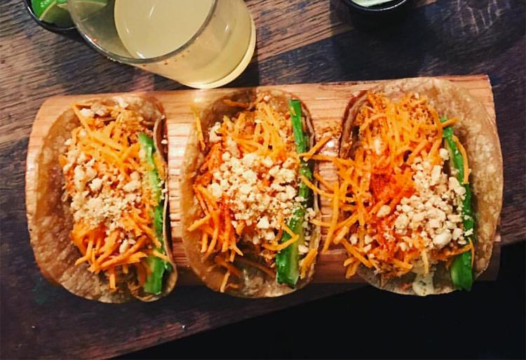 Distrito Frances - tacos sans gluten @mtaieb