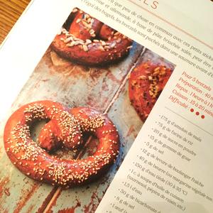 Qui veut faire des bretzels ? Ca fait partie de nos conseils de lecture gluten free ©Because Gus