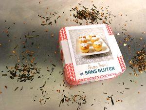 Notre conseil lecture gluten free : Le coffret de Virginie ©Because Gus