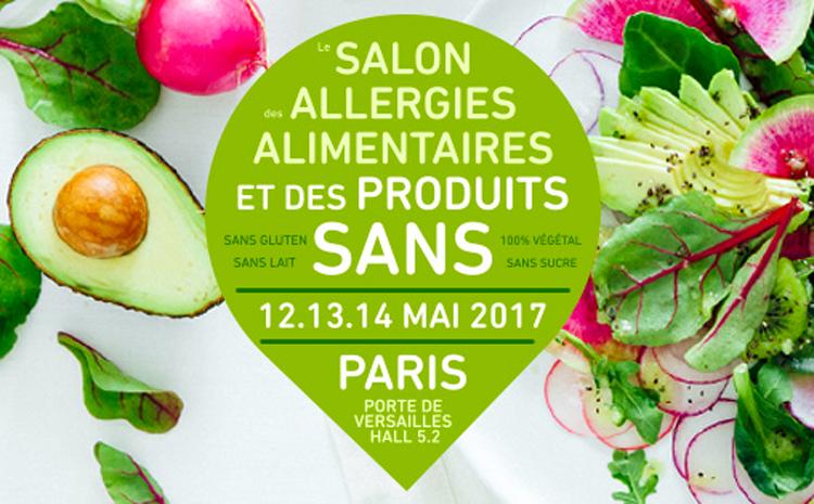 Accréditation pro pour le SAAPS 2017 - Le Salon des Allergies Alimentaires et des Produits Sans