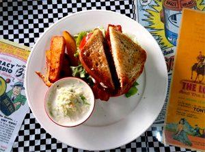 Sandwich gluten free à Chang Mai ©Tour du monde gluten free