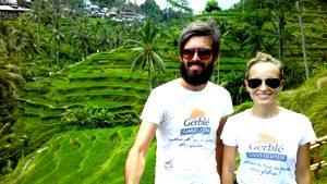 Tour du monde gluten free, suite et fin ! Les amoureux à Ubud ©Tour du monde sans gluten