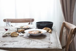 Manger mieux pour aller mieux grâce à l'axe intestin-cerveau ©Brooke Lark