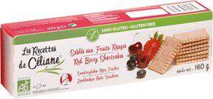 Les sablés sans gluten à gagner pour faire des crumble sans gluten avec Les Recettes de Céliane ! ©Les Recettes de Céliane