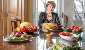 Jacqueline Lagacé a lâché le gluten et les douleurs articulaires ©La Vie