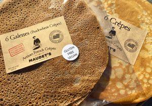 Les galettes de ©Maudet's à la conquête du gluten free aux États-Unis !