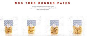 Qui testera les pâtes au gluten sain ? ©Al Dente